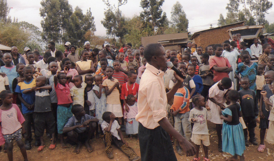 Glory of Pentecost, Kenya