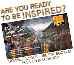 Download our FREE Mission Inspiration Guide